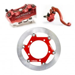 Beringer Super Motard brake kit